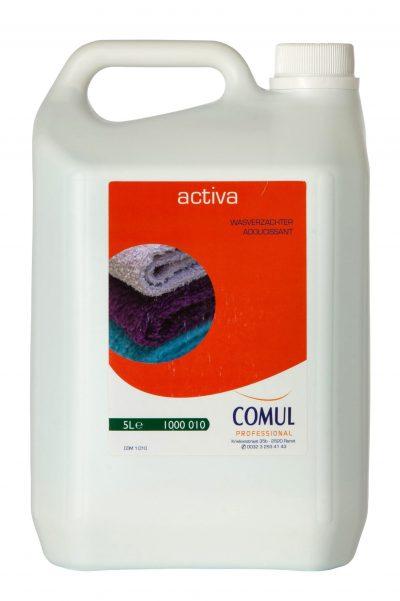 Activa wasverzachter wit 5l
