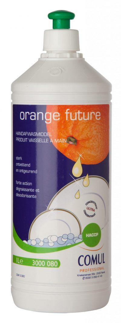 Orange future handafwasmiddel 1l