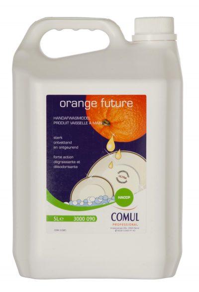 Orange future handafwasmiddel 5l