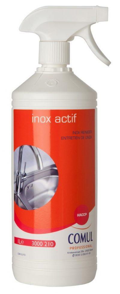 Inox actif met sprayer 1l
