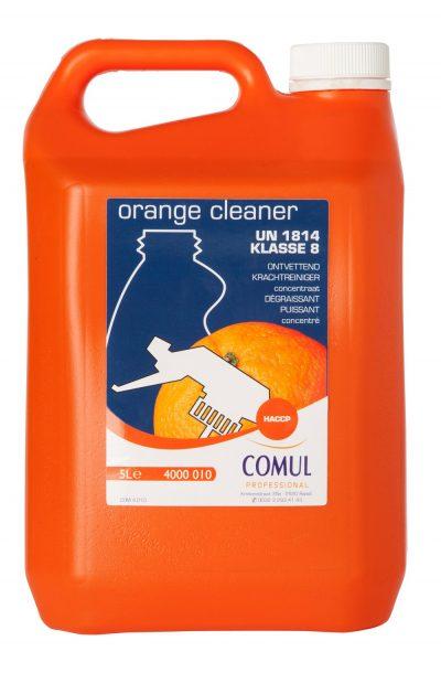 Orange cleaner ontvetter 5l c