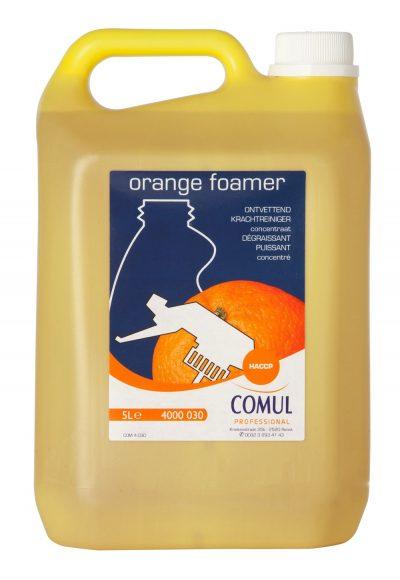 Orange cleaner foamer 5l c