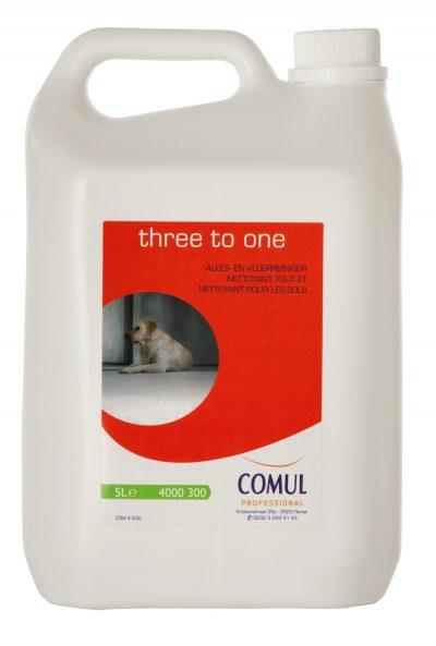 Three to one alles-en vloerreiniger 5l