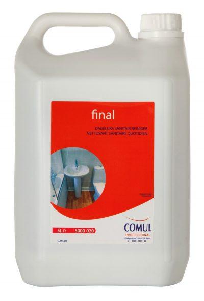 Final sanitair reiniger 5l c