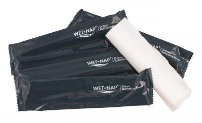 Wet nap grey de luxe 8x125 stuks