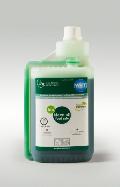 Bio kleen all food safe 1l