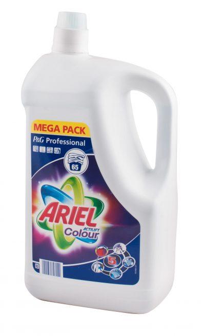 Ariel pro color vloeibaar wasmiddel 63d