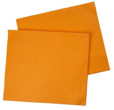 Dweil viscose 60x70cm 170gr oranje