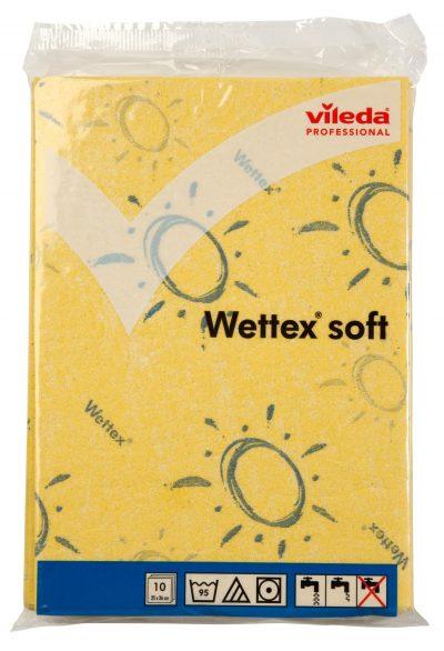 Wettex soft geel 10 stuks
