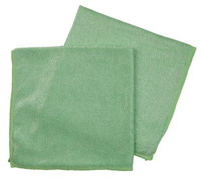 Microvezeldoek 54gr groen 10 stuks