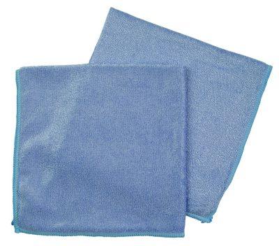 Microvezeldoek 54gr blauw 10 stuks