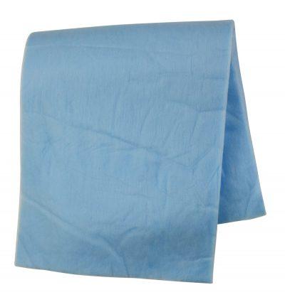 Wisdoek 18gr blauw 60x25cm 10x100 stuks