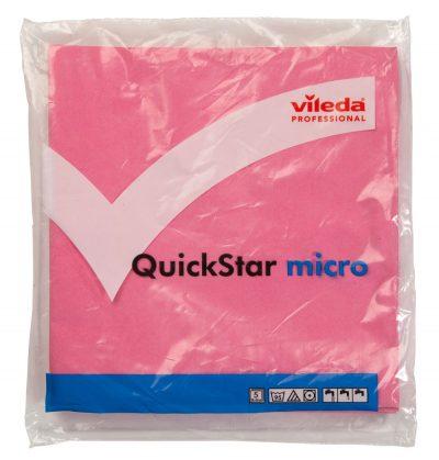 Vileda quickstar rood 5 stuks
