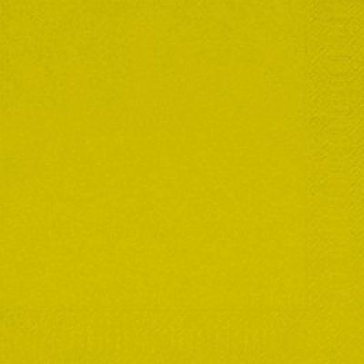 Servetten kiwi 33x33 2pl. 16x125 stuks
