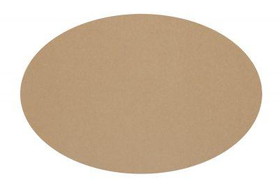 Ovalen zand 16x24cm 500 stuks