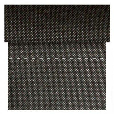 Tete a tete spunbound zwart 48/1.20m 6r