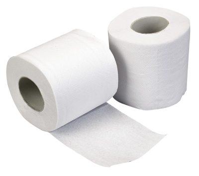 Toiletpapier extra soft wit 2-laags 480 vel 15x4 rollen