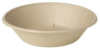 Bagasse bowl round 800ml eco echo 320st