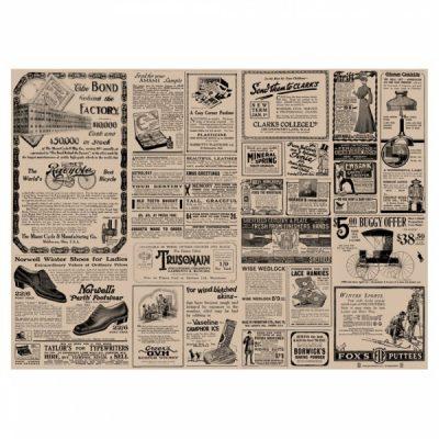 Placemates Kraft Times 2000 stuks