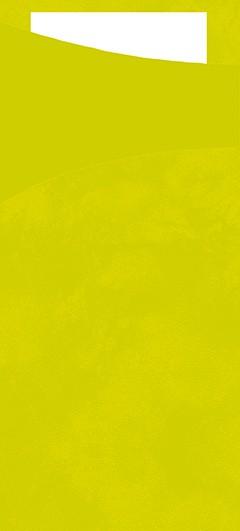 Sachetto Lime + Servet wit 500 Stuks